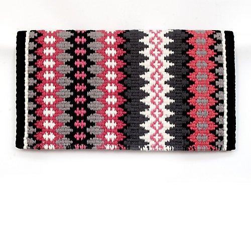 Mayatex Nova New Zealand Wool Saddle Blanket Pink