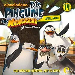 April, April! (Die Pinguine aus Madagascar 14)