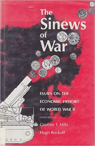 Amazoncom The Sinews Of War Essays On The Economic History Of  The Sinews Of War Essays On The Economic History Of World War Ii St  Edition Law Assignment Writing Service Australia also Science Fiction Essays  How To Make A Good Thesis Statement For An Essay