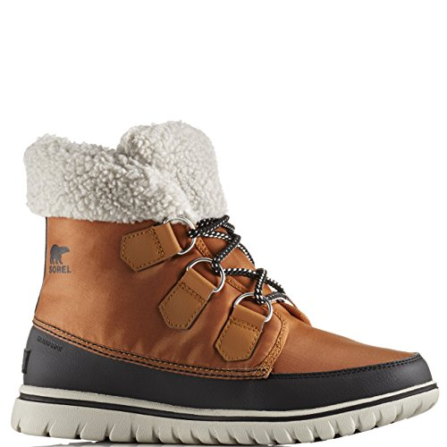 Sorel Women's Cozy Carnival Boot Caramel/Black 11