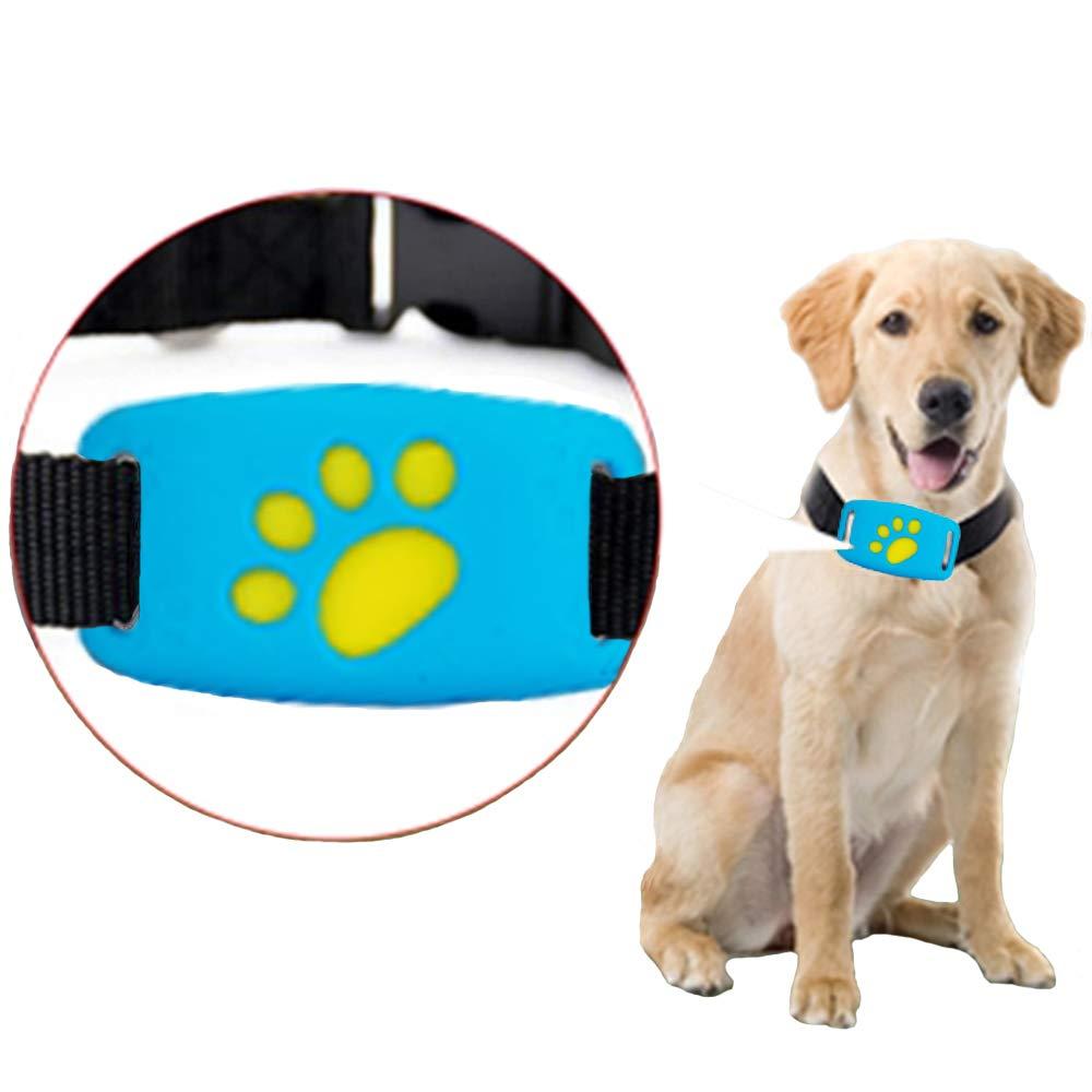 AXDNH GPS Pet Tracker, multifunción Dog Cat Posicionador IP67 ...