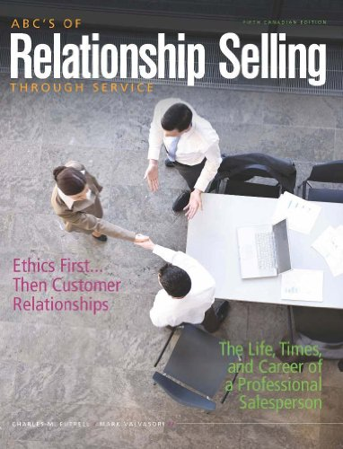 ABC'S OF RELATION.SELL..-W/CD>