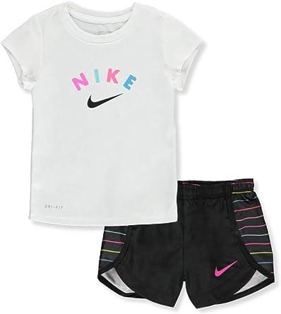 Nike Girl`s Graphic Print T Shirt