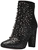 Jessica Simpson Women's Starlite Fashion Boot, Black, 5.5 Medium US
