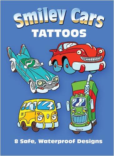 Smiley Cars Tattoos (Dover Tattoos) ebook