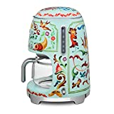 "Dolce and Gabbana x Smeg 10 Cup Programmable Coffee Maker,""Sicily Is My Love,"" Collection"