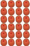 Pine Ridge Archery 100 pack Nitro Buttons Orange #02711