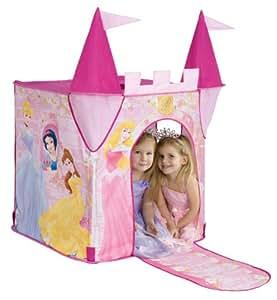 Worlds Apart - Castillo de tela, diseño de princesas Disney