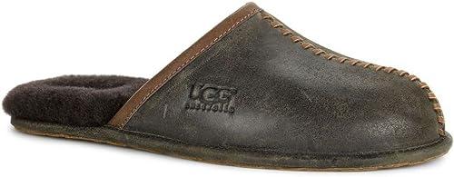 men's scuff deco ugg slippers