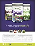 Greens+ Organic Superfood Raw | Essential Blend of Raw Green Foods, Superfruits and Sea Vegetables Powder | Vegan | USDA Organic | Dietary Supplement | Non - GMO, Soy Dairy & Gluten-Free | Size 8.46oz