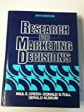 Research for Marketing Decisions 9780137741755