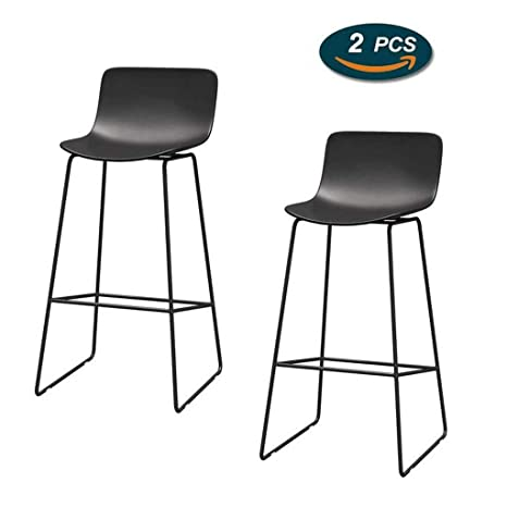 Awesome Gtd Rise Bar Stool Set Of 2 Dining Chair With Metal Legs Pp Short Links Chair Design For Home Short Linksinfo