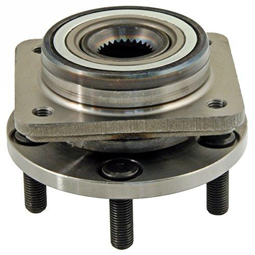Dodge Shadow Strut - ACDelco 513075 Advantage Wheel Bearing and Hub Assembly