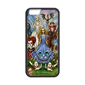 Custom Phone Case Alice In Wonderland For iPhone 6,6S Plus 5.5 Inch A55464