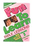 img - for Fun to Learn Bible Lessons Preschool by Nancy Paulson (1995-02-04) book / textbook / text book