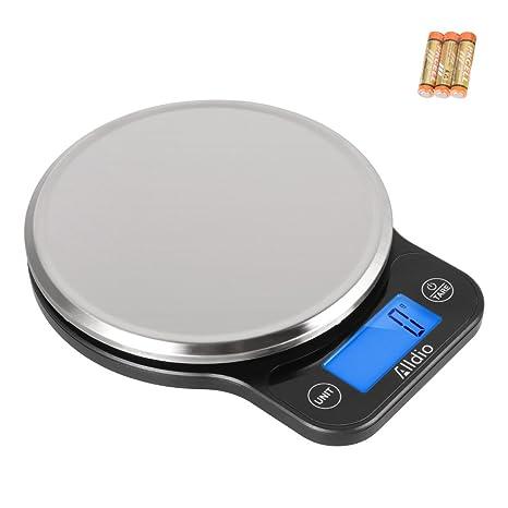 Báscula de cocina digital de Assemer, multifunción de precisión para cocinar y hornear de 1