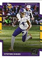 2017 Donruss #285 Stefon Diggs Minnesota Vikings Football Card