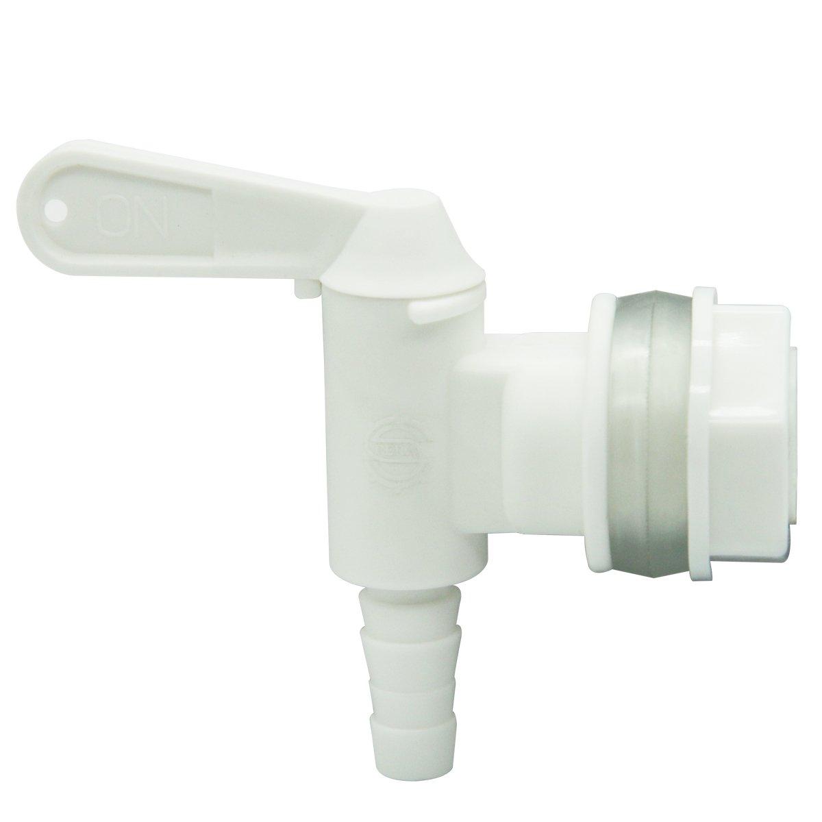 PERA Bottling Bucket Plastic Spigot, Replacement Spigot for Beer or Soda Homebrewing TOMMUR INDUSTRY CO. LTD