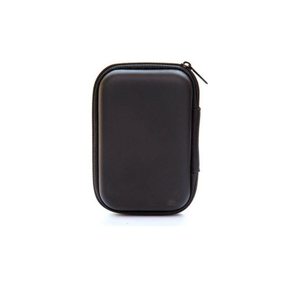 Aelegant Collection Storage Case Earphone Headphone Case Bag