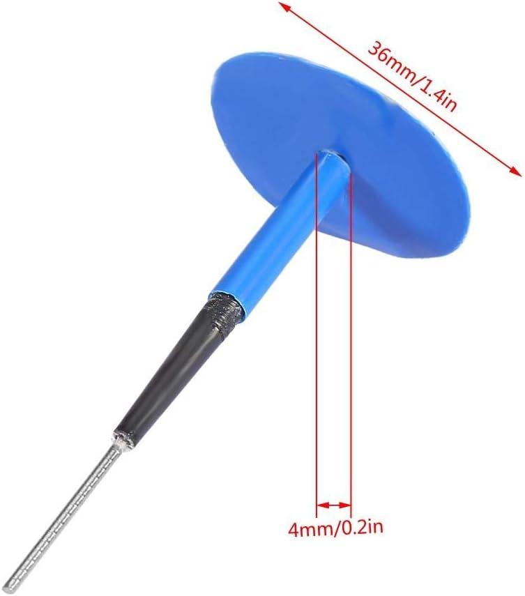 24 pezzi di gomma per motocicli Universal Tubeless Puck Repair Repair Mushroom Plug Patch Gum. 36 * 4mm 48 * 6mm e 60 * 9mm Taglia : 36 * 4mm Plug Patch