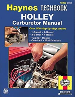 Holley carburetors dave emanuel 9781884089282 amazon books holley carburetor manual haynes repair manuals fandeluxe Image collections