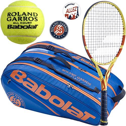 Babolat Pure Aero Roland Garros Racquet (4 3/8