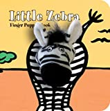 Best Chronicle Books Baby Learning Books - Little Zebra: Finger Puppet Book Review