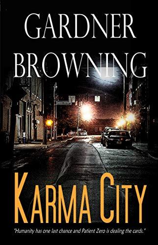 Karma City by [Browning, Gardner]
