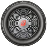 CERWIN VEGA ST122D Stroker 2000 Watts 2 Ohms/1000Watts RMS Power Handling Max 12-Inch Dual Voice Coil