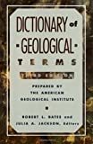 img - for Dictionary of Geological Terms: Third Edition (Rocks, Minerals and Gemstones) by (1984-04-11) book / textbook / text book