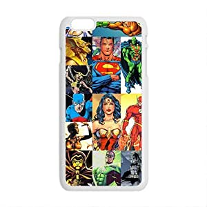 super hero 008 Phone Case for iPhone 6 Plus By Pannell-Dor