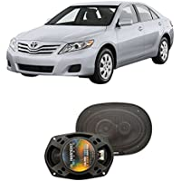 Fits Toyota Camry 2007-2011 Rear Deck Factory Replacement Harmony HA-R69 Speakers New