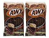 A&W Root Beer Licorice Twists Root Beer Candy 2-Pack