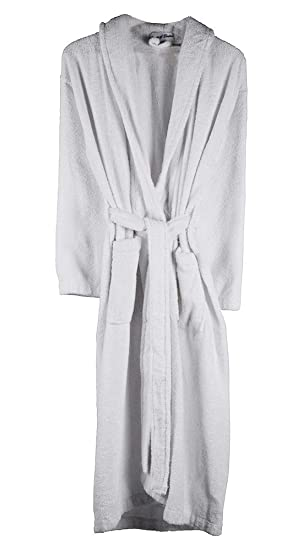 Bown of London Mens Terry 100% Egyptian Cotton 10oz Luxury Absorbent Dressing  Gown - Medium ccbbcb2fd