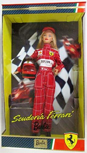 Barbie 2000 Scuderia Ferrari Collectible Doll ()