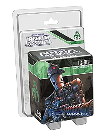 Star Wars: Imperial Assault - IG-88 (Assassin Droid) Villain