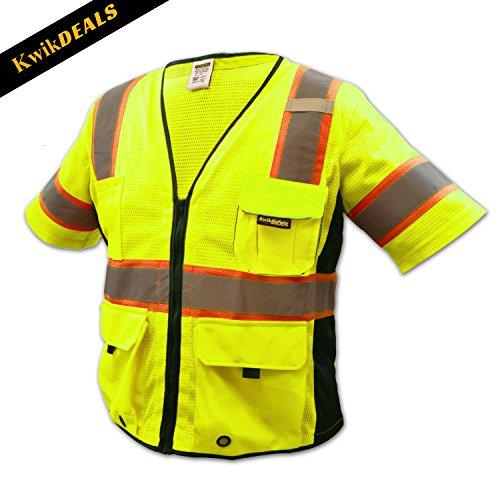 Class 3 Safety Vest - 2