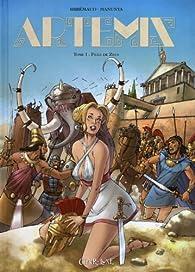 Artemis, tome 1 : Fille de Zeus par Giuseppe Manunta