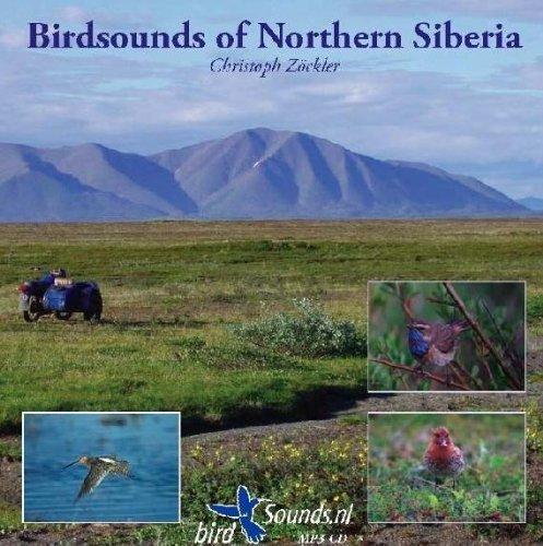 Birdsounds of Northern Siberia MP3-CD