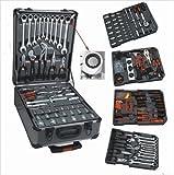 Swiss Kraft - Kit de herramientas manuales de alta calidad, 186 piezas