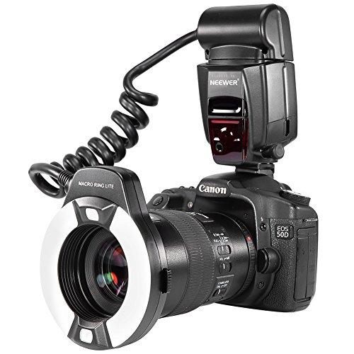 Neewer Macro Flash assist Cameras