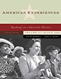 img - for American Experiences, Volume 2 (7th Edition) book / textbook / text book