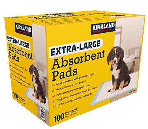 Kirkland Signature Absorbent Multipurpose Pads, New!!!