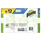 Bounty Select-A-Size Paper Towels, Print, 6