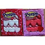 PEEPS Valentine Hearts - 2 paks