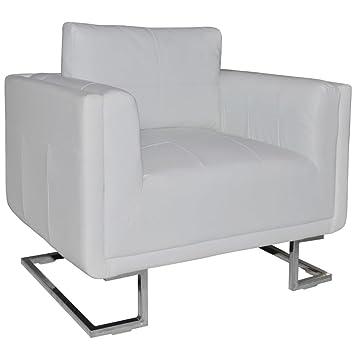 Furnituredeals Sillon con Diseno de Cubo Sillon Forma de ...