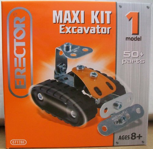 Erector Set Maxi Kit Excavator