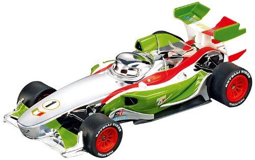 Carrera-20061653-Carrera-GO-DisneyPixar-Cars-2-Set-de-ampliacin-y-vehculo-Francesco-Bernoulli-Importado-de-Alemania