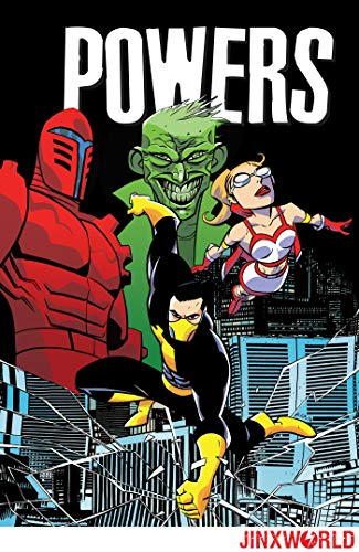 Powers: The Best Ever (The Best Graphic Novels Ever)