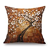 Loveloveu Throw Pillow Covers 20 X 20 Inches / 50 By 50 Cm(each Side) Nice Choice For Adults,club,lover,kids Boys,boys,dinning Room Plant